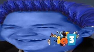 Carlos Saldanha (the great Rio director) tells us something about Rio 3
