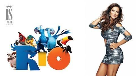 Ivete Sangalo - Eu Vou Te Levar Pro Rio (Take You To Rio) feat. Ester Dean