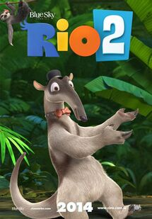 Rio 2 Poster ft Charlie