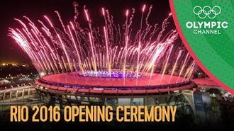 Rio 2016 Opening Ceremony Full HD Replay - Rio 2016 Olympic Games