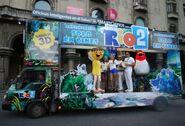 Rio 2 Uruguay carnival