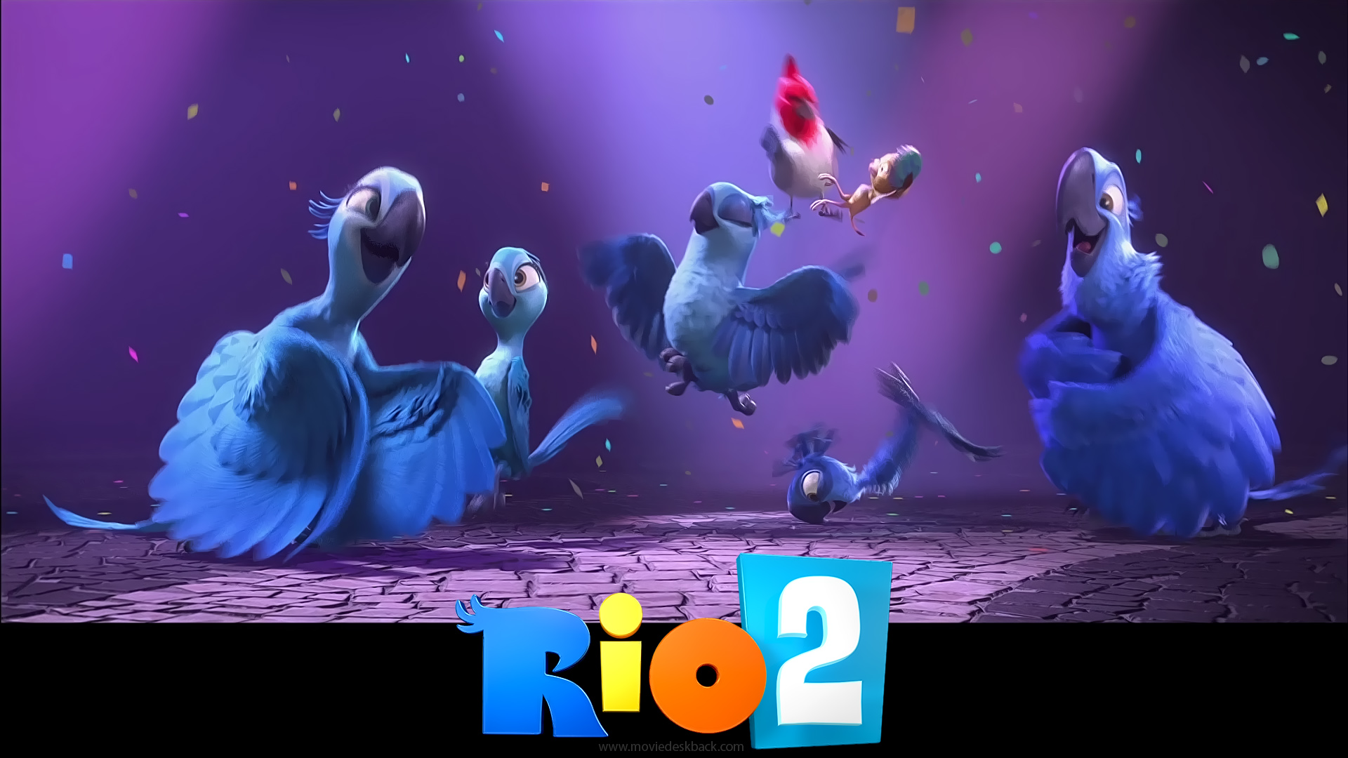image - download-rio-2-wallpaper-   rio wiki   fandom powered