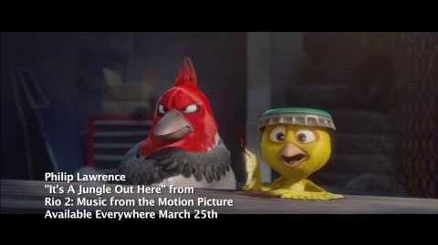 Rio 2 It's A Jungle Out Here Official HD Music Video 2014