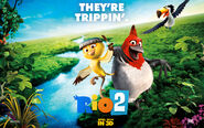 Rio 2 It's on in the Amazon