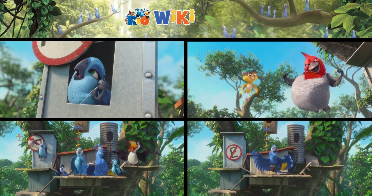 Image screenshots from the latest rio 2 clip3g rio wiki screenshots from the latest rio 2 clip3g voltagebd Choice Image