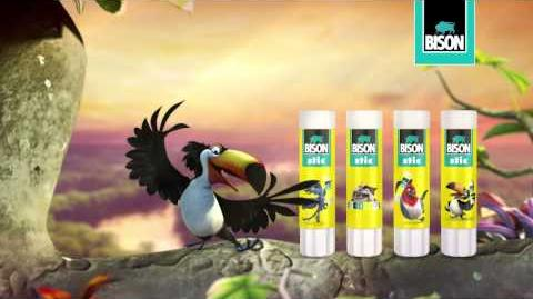 Bison Back to School met Rio 2 commercial