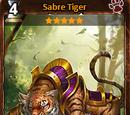 Sabre Tiger