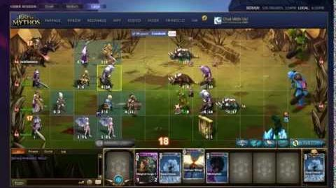 Rise of Mythos - Sanguine Tribe with Deep Freeze and Charm strategy