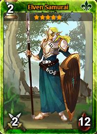 Elven Samurai