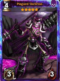 Plagued Skeleton