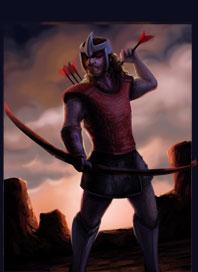 Trojan Archer