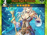 Elven High Priestess
