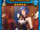 King's Emissary Alice