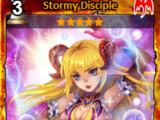 Stormy Disciple