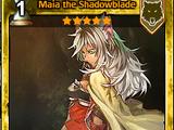Maia the Shadowblade