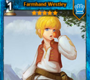 Farmhand Westley