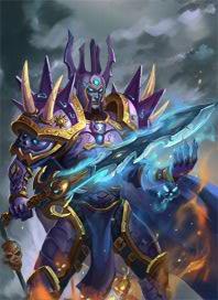 Undead King Bael Awakened