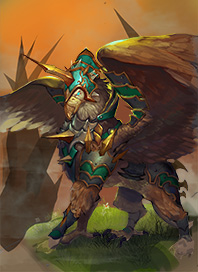 Winged Emperor Awakened