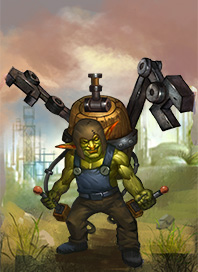 how to learn goblin engineering