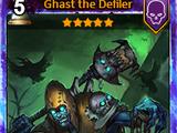 Ghast the Defiler