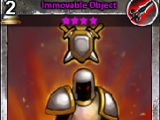 Immovable Object