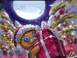 Gingerbread Man Gress