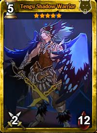 Tengu Shadow Warrior