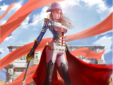 Royal Swordsman Duran