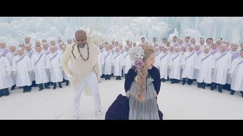Let It Go - Frozen - Alex Boyé (Africanized Tribal Cover) Ft. One Voice Children's Choir