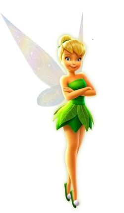 Tinker Bell (Disney Fairies)