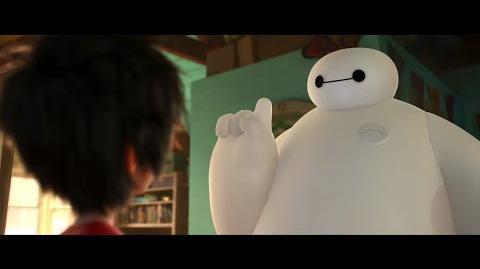 BIG HERO 6 - Official TV Spot 3 (2014) HD