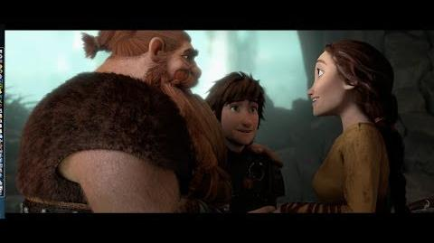 """HOW TO TRAIN YOUR DRAGON2 - """"A Family Reunited"""" Featurette"""