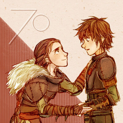 Hiccup Horrendous Haddock III/Relationships | Rise of the
