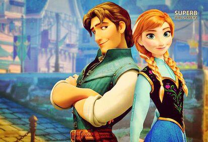 Anna and Eugene