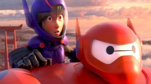 BIG HERO 6 Trailer 3