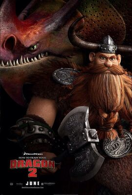 Stoick the Vast | Rise of the Brave Tangled Dragons Wiki
