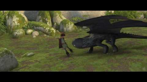 How to Train Your Dragon Trailer 1 HD