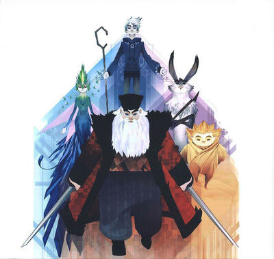 Rise of the guardians art character design 50