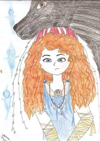 Princess Mononoke Au Rise Of The Brave Tangled Dragons Wiki Fandom