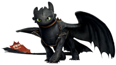 Toothless (HTTYD)