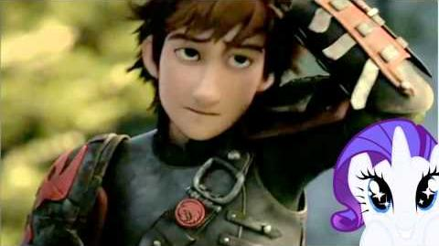 My reaction to older Hiccup summed up in 40 seconds.
