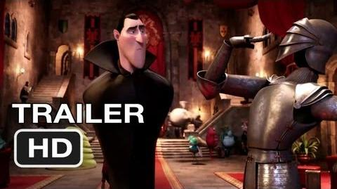 Hotel Transylvania Official Trailer 1 (2012) Adam Sandler Animated Movie HD
