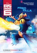Big-Hero-6-Posters-Fredzilla-disney-37256175-1225-1750
