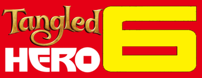 Tangled Hero 6 logo