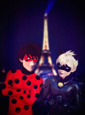 Miraculous Ladybug AU | Rise of the Brave Tangled Dragons