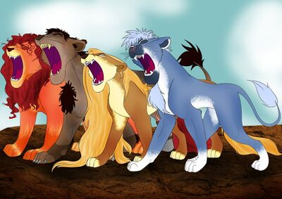 Tb4 tlk au the big four the lion king au by stefyc97-d81odh2.png