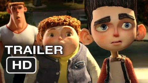 ParaNorman Official Trailer -2 - Stop Motion Movie (2012) HD