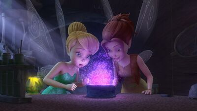 Zarina-and-Tink-with-Purple-Dust