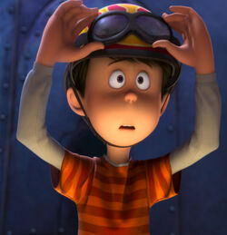 Ted Wiggins Rise Of The Brave Tangled Dragons Wiki Fandom