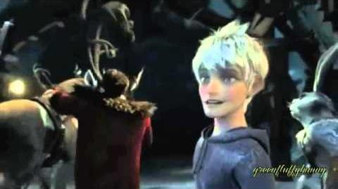 Invisigirl X Jack Frost (A Rise of the Guardians and The Incredibles Crossover)